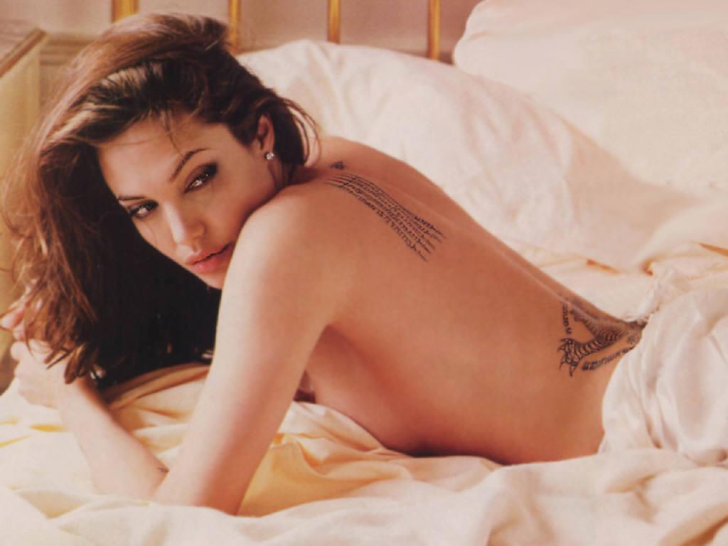 Angelina Jolie and Borderline