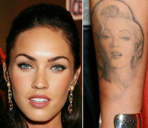 megan fox before and after weight loss. Megan Fox and BPD